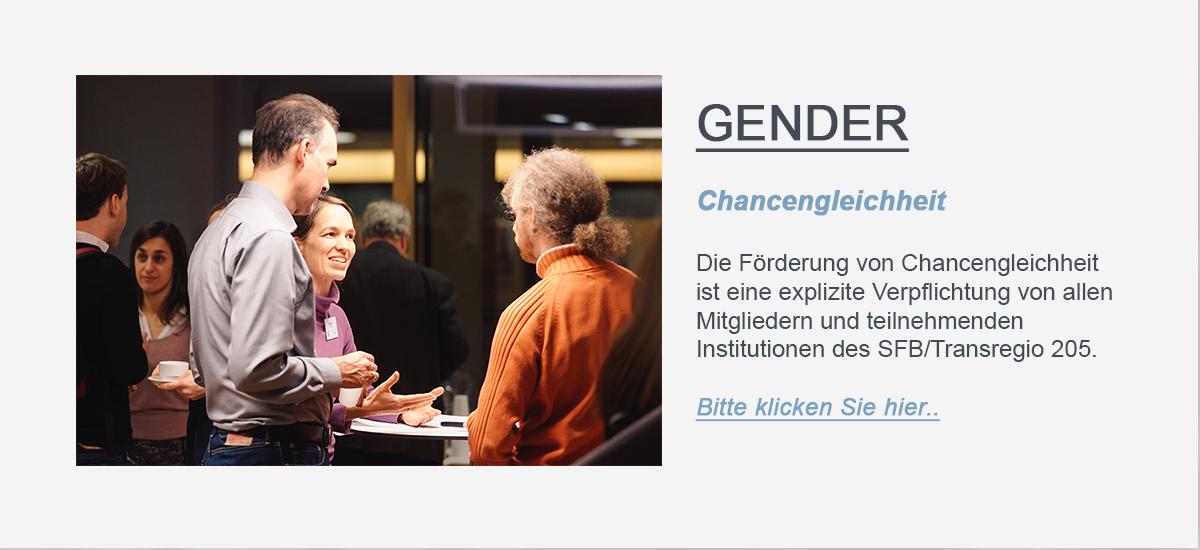 Hier sollte der Linkbutton, welcher zur GenderPROGRAMMseite des SFB/TRR 205 führt, zu sehen sein.