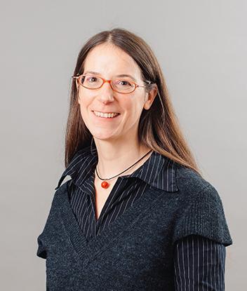Hier sollte ein Bild der Koordinatorin des SFBTRR 205 Eva Spickenheuer zu sehen sein.