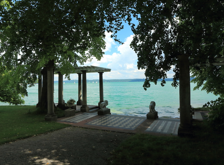 place for the retreat of the CRC/TRR 205 2018 - Evangelische Akademie in Tutzing