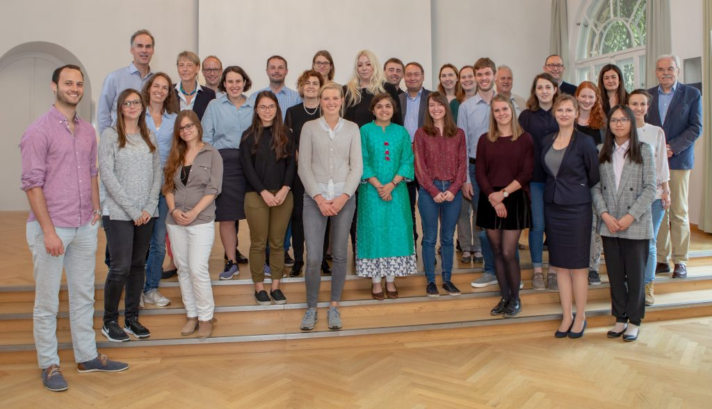 Young Scientists and their Supervisors, Adrenal Research CRC/TRR205